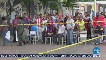 Participan observadores electorales afines al chavismo