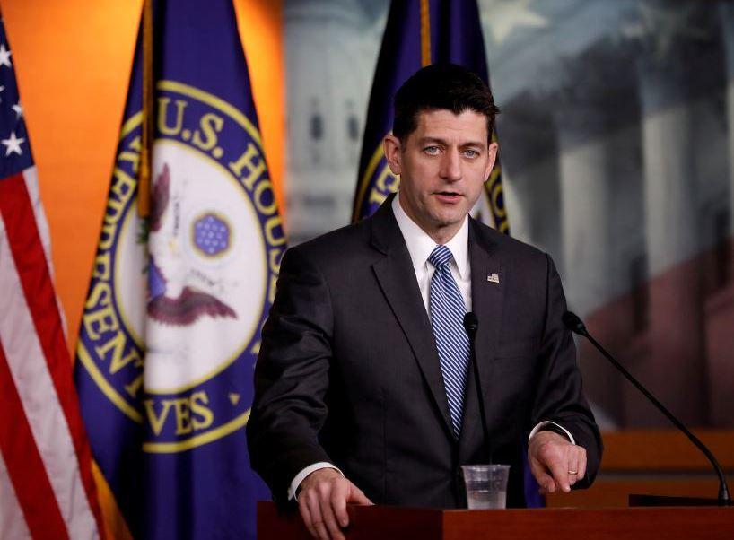 Paul Ryan considera posible ampliar plazo para votar TLCAN en 2018