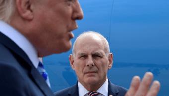 John Kelly apoya ciudadanía para inmigrantes centroamericanos