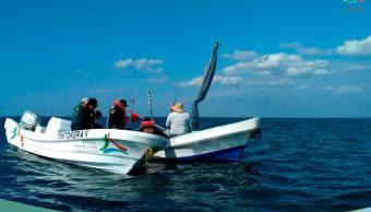 Marina refuerza operativos por robo de motores a embarcaciones en Campeche