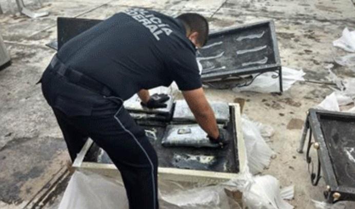 Policía Federal impide envío de marihuana de Nuevo León a EU
