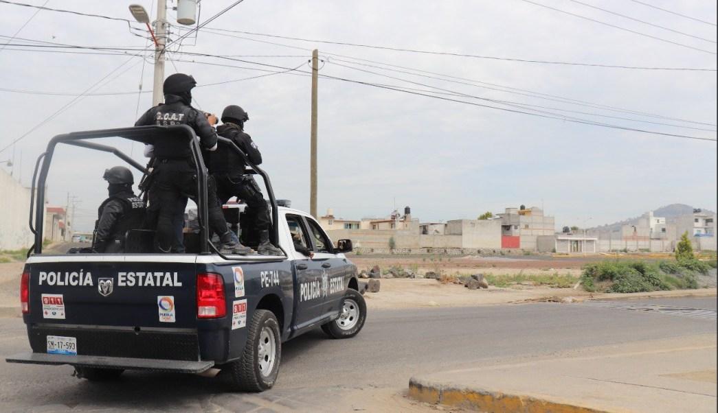 Investigan linchamiento de presuntos delincuentes en Puebla