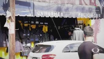 Policías Adquieren Uniformes Recursos Propios CDMX