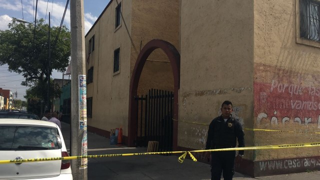 Asesinan a hombre en vecindad de colonia Morelos