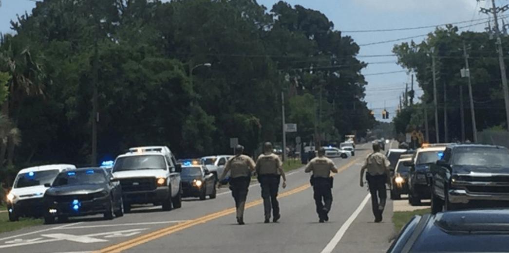 Policía de Panama City, Florida, responde ante posible balacera