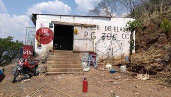 Explota polvorín en Atotonilco Jalisco hay tres lesionados