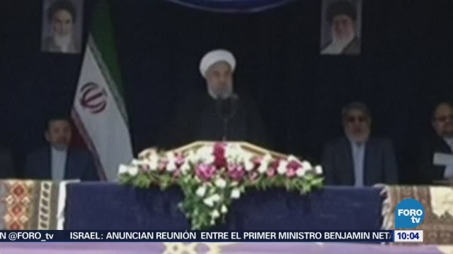 Presidente iraní advierte a EU que se arrepentirá si abandona acuerdo nuclear