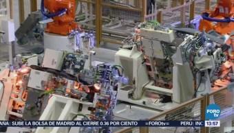 Producción Vehículos México Sube Abril 0.3% Interanual Amia