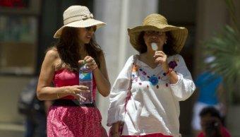 Onda de calor afectará 25 regiones de México con temperaturas superiores a 35 grados