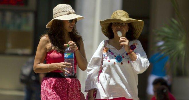 Especialistas piden tomar precauciones por altas temperaturas en Veracruz
