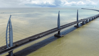Puente China Hong Kong Zhuhai Macao