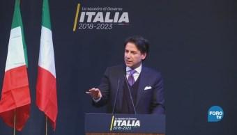 Quién Polémico Candidato Gobierno Italia Giuseppe Conte
