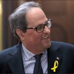 Parlamento catalán debatirá elección de Quim Torra como presidente regional