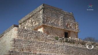 Realizan Modelos 3d Edificaciones Mayas Yucatán