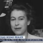 Recuento de las bodas de integrantes de la familia real británica