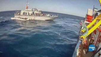 Refugiados Demandan Italia Violar Derechos Humanos
