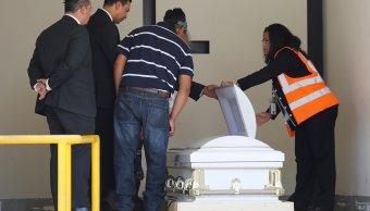 Repatrian cuerpo migrante guatemalteca asesinada Texas