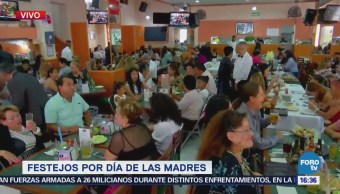 Restaurantes Esperan Mayor Afluencia Fin De Semana