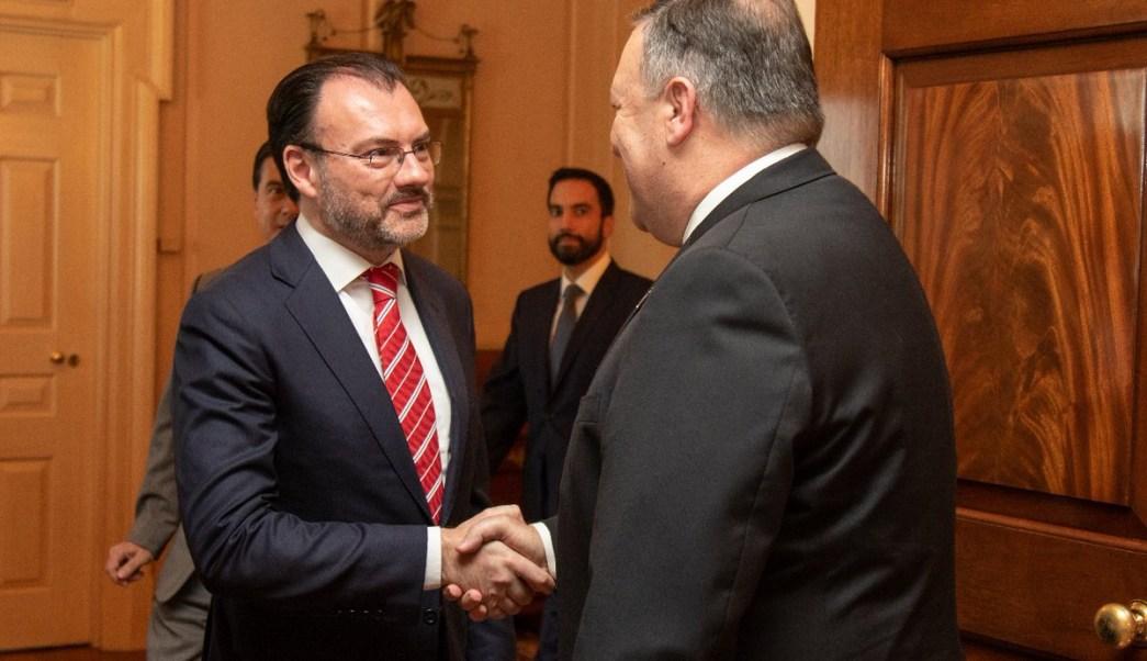 Diferencias con Estados Unidos no definen la relación, dice Videgaray