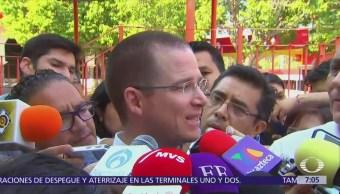 Ricardo Anaya afirma que puede remontar en las preferencias electorales