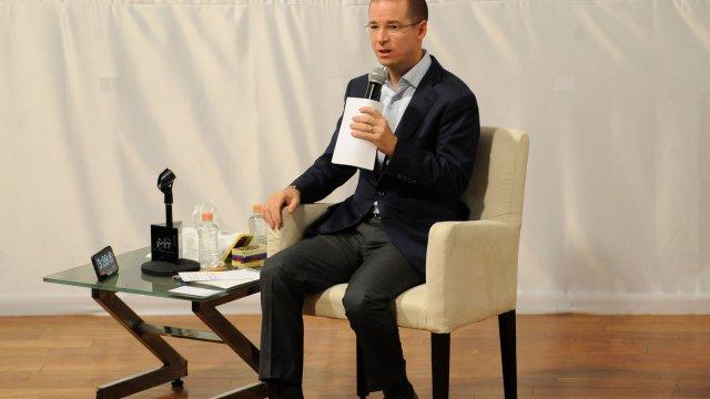 Anaya condena violencia en proceso electoral, reúne observadores de OEA