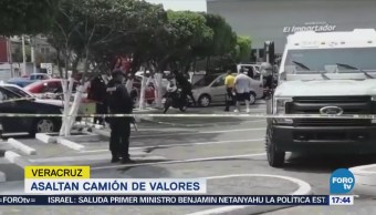 Roban Camión Valores Veracruz