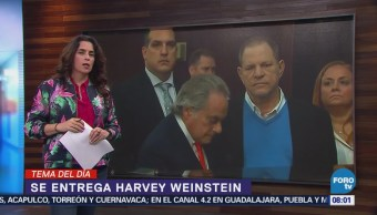 Caso Weinstein Revive Movimientos Contra Abuso Sexual