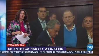 Caso Weinstein Revive Movimientos Contra Abuso Sexual