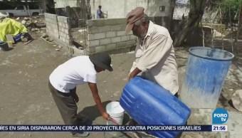 Avanza Reconstrucción La Nopalera Morelos Sismo