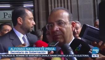 Salida de Margarita Zavala no genera incertidumbre electoral