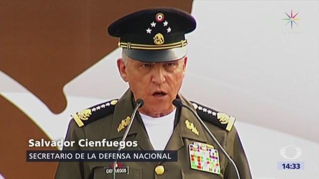 Salvador Cienfuegos Candidatos Evitar Dividir País