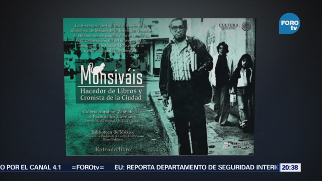 Se Cumplen 80 Años Natalicio Carlos Monsiváis