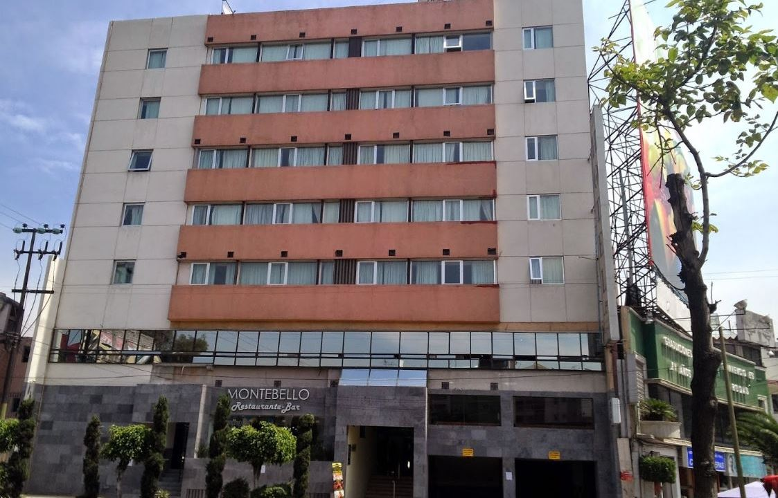 Se registra conato de incendio en hotel de la Roma Sur