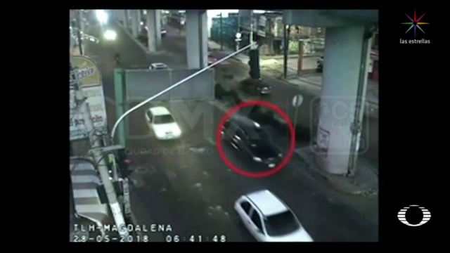 Llamada al 911 frustra secuestro en Tláhuac