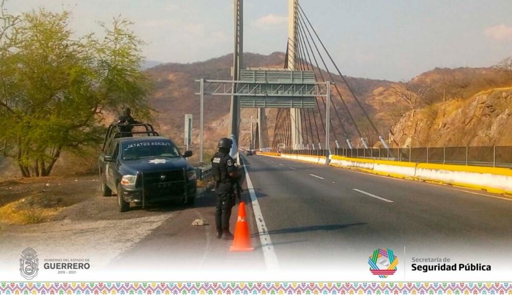 Van en aumento los robos en la Autopista del Sol