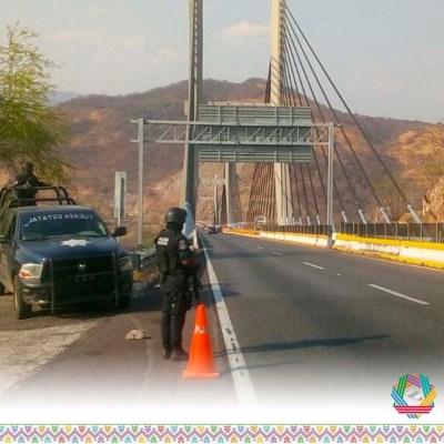 Van en aumento los robos en la Autopista del Sol; refuerzan seguridad