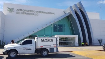 Abaten a un hombre que amenazó a pasajeros en Aeropuerto Sonora