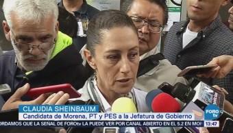 Sheinbaum denuncia mala utilización de recursos públicos