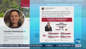 Sheinbaum Reúne Académicos Científicos CDMX