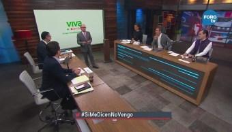 Si me dicen no vengo Joaquín López-Dóriga Voceros Candidatos