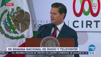 Sociedad Mexicana Informada Labor Medios EPN