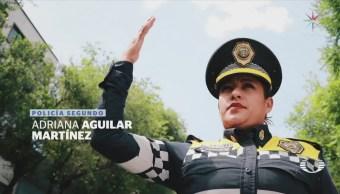 Son Mujeres Madres Policías SSPCDMX Día Madres