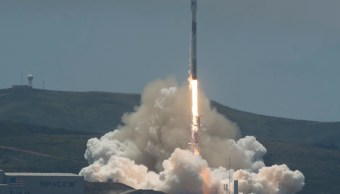 Spacex satélites NASA supervisarán agua Tierra