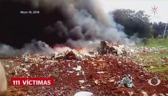 Suspenden actividades de Global Air tras accidente