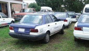 taxista roba a mujer en calles de jiutepec morelos