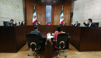 TEPJF recibe impugnación de Morena por multa por fideicomiso