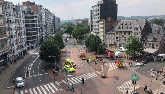 Tiroteo en Bélgica deja tres muertos