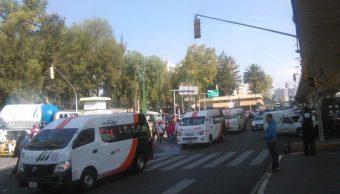 Gobierno del Edomex y transportistas acuerdan mesa de diálogo