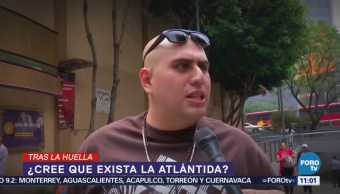 Tras la huella de la noticia: ¿Cree que exista la Atlántida?