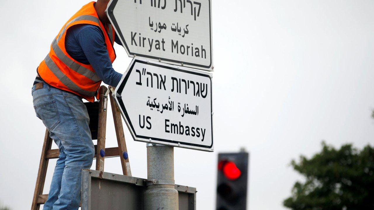 Trump celebra traslado embajada estadounidense Jerusalén